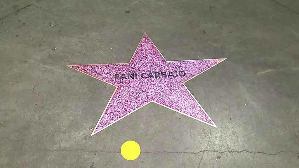La estrella de Fani Carbajo