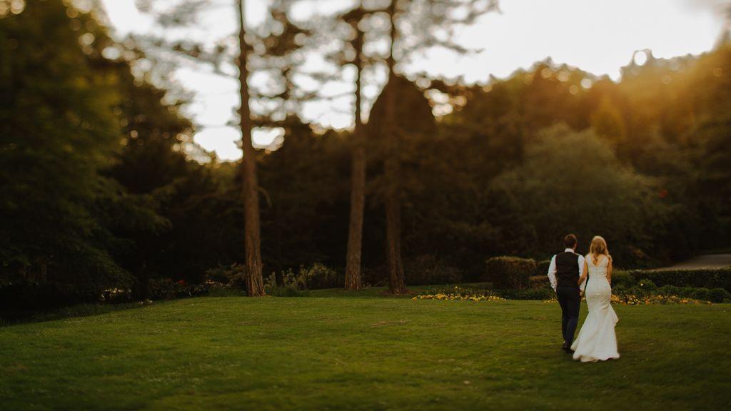 """Boda en un campo de golf: ventajas de celebrar allí el """"sí, quiero"""" y todo lo que tienes que saber para que sea un escenario de matrícula"""