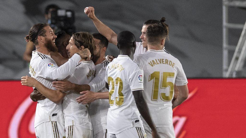 """La motivación del Real Madrid para ser campeones: """"Solo habrá una liga del coronavirus"""""""