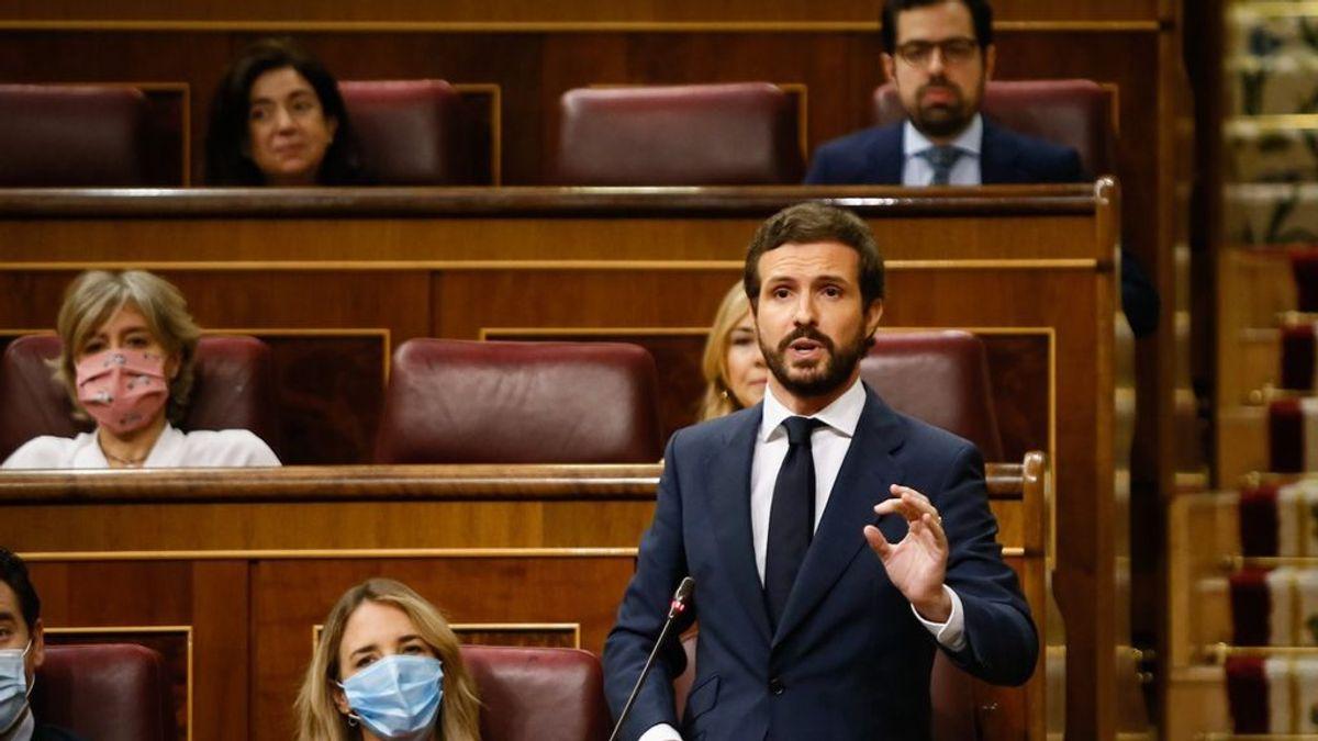 El Partido Popular vota sí al decreto de la nueva normalidad