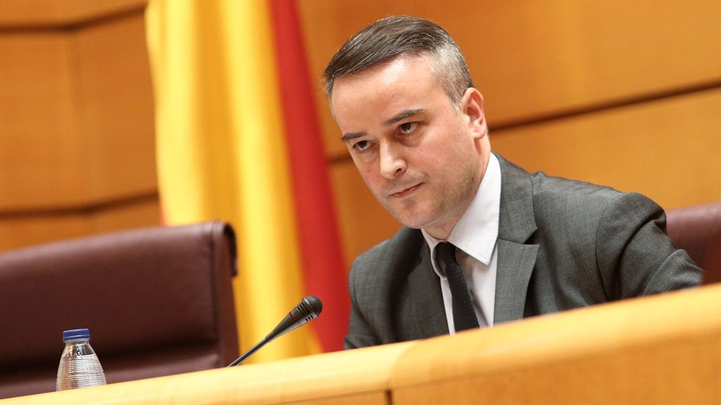 Iván Redondo, en el Senado