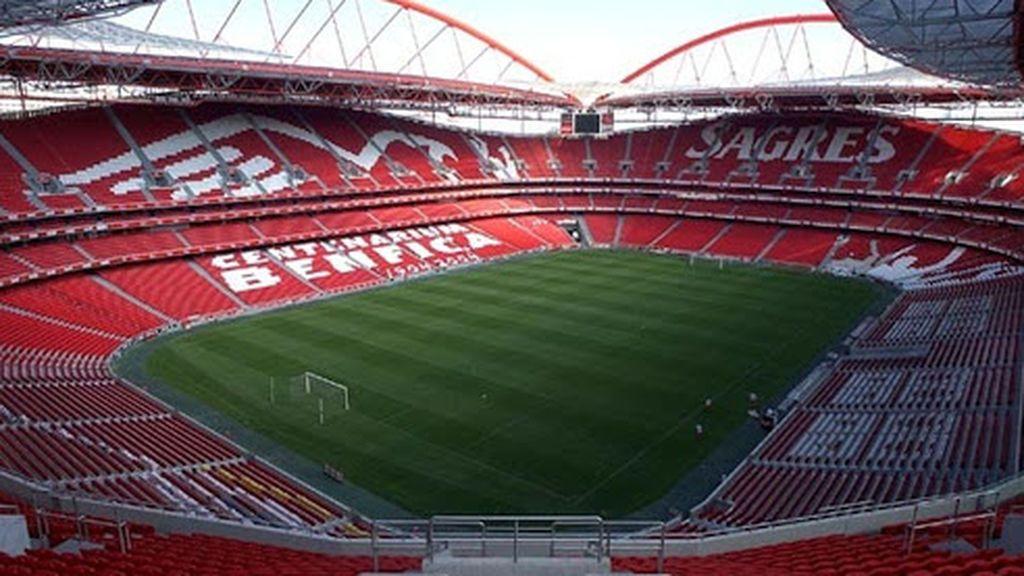Imagen del estadio de Lisboa