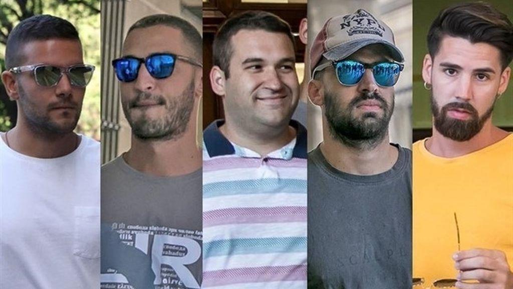 Confirman la condena a 3 años de cárcel a dos miembros de La Manada por grabar la violación