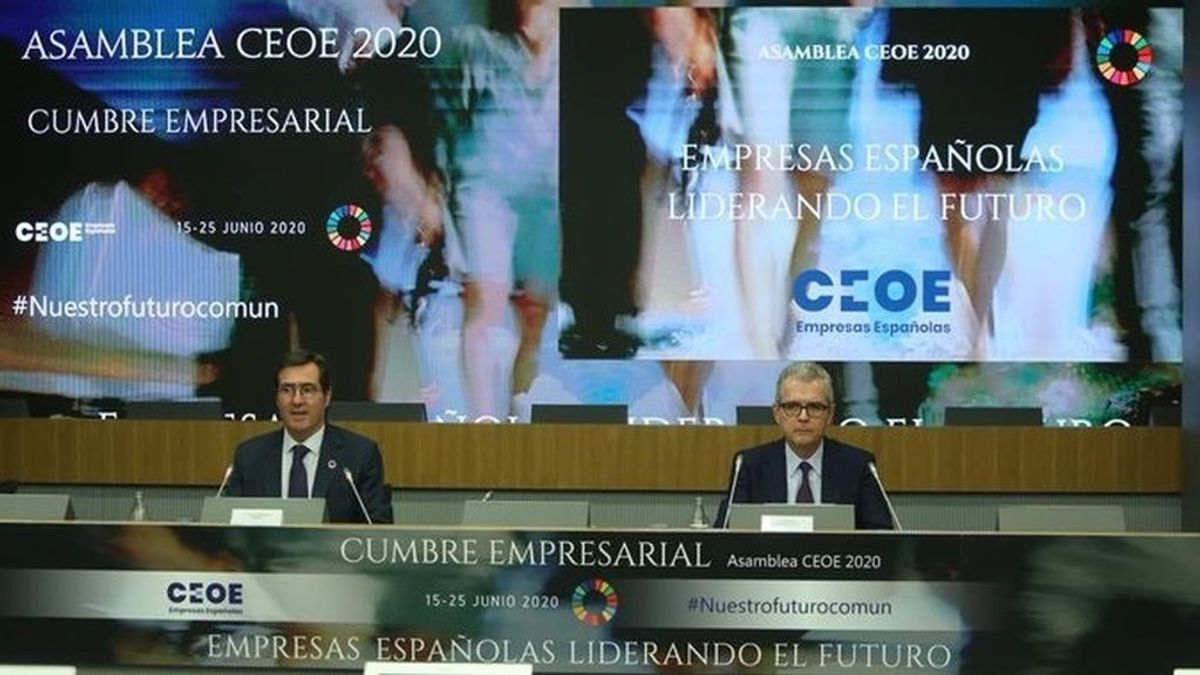 """Foro CEOE """"Empresas Españolas liderando el futuro"""""""