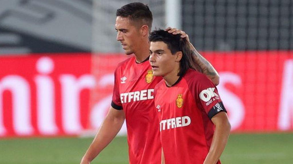 Luka Romero hace historia en la Liga con 15 años y se convierte en el jugador más joven en debutar