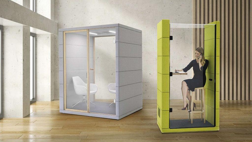 Espacios de trabajo - Nuevas oficinas
