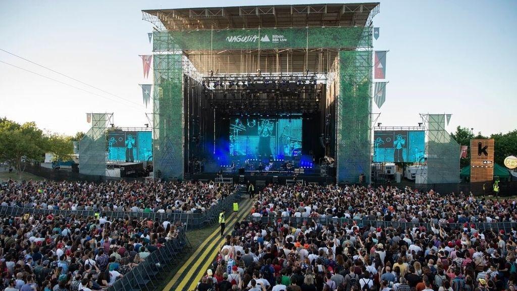 """El Bilbao BBK Live ofrecerá una edición especial """"online"""" con seis bandas y actuaciones inéditas"""