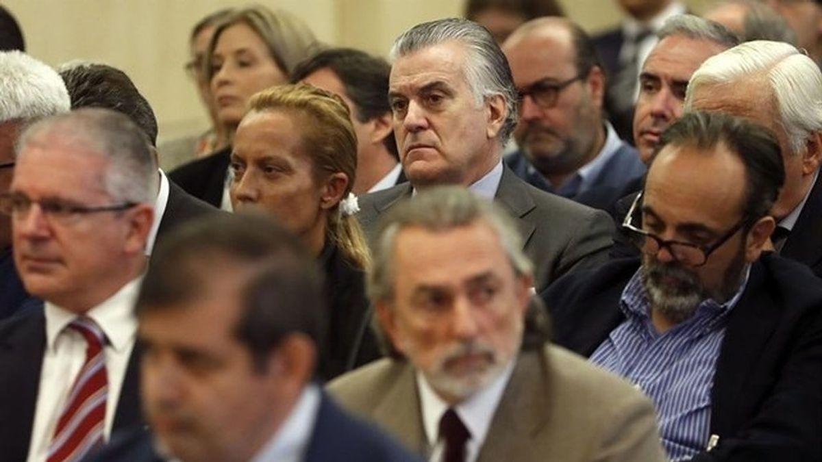 El Supremo confirma la sentencia Gürtel: xx años de cárcel para Correa y xx para Bárcenas