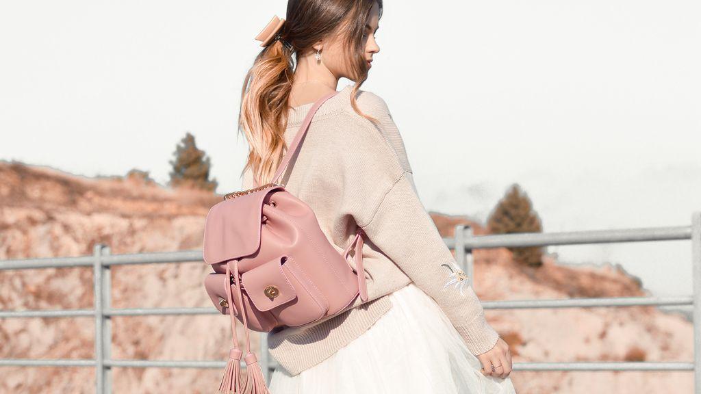 10 mochilas prácticas y con estilo que van a sustituir a todos tus bolsos este verano