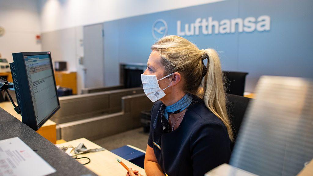Bruselas da su visto bueno al rescate de 9.000 millones de Alemania para Lufhtansa