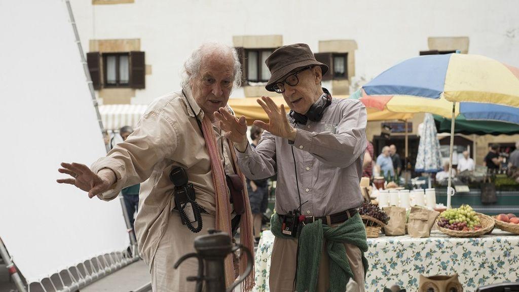 La última película de Woody Allen inaugurará el Festival de Cine de San Sebastián