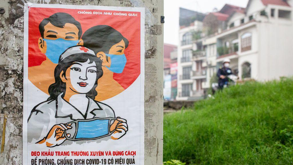 Vietnam no abrirá sus fronteras al turismo para evitar un posible rebrote