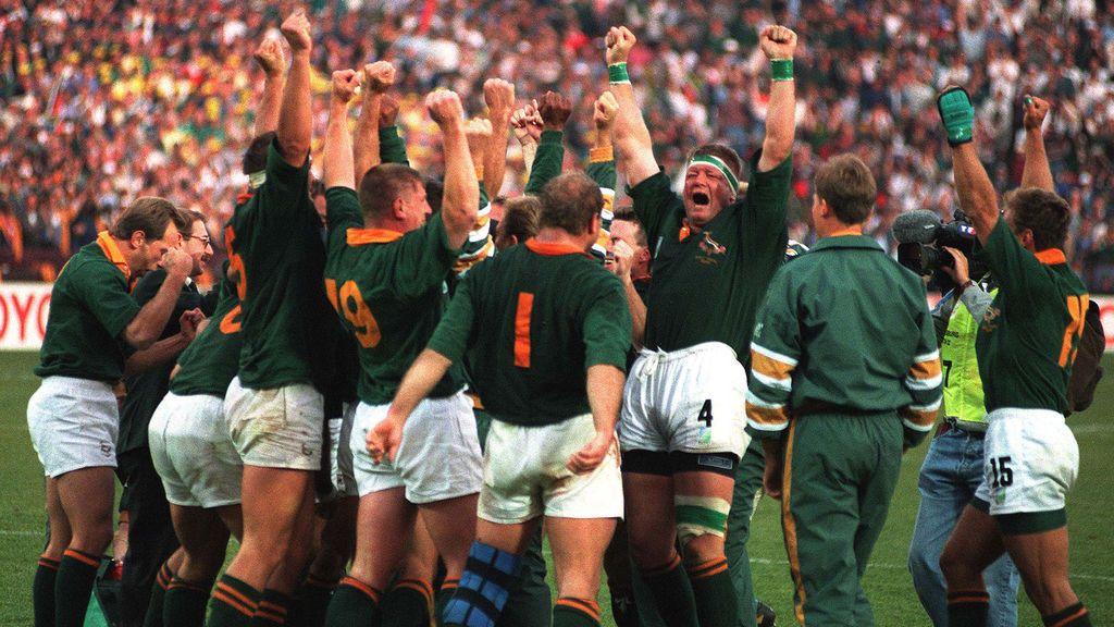25 años Mundial Sudáfrica Rugby