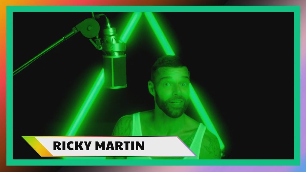 Ricky Martin, Katy Perry y Carla Morrison celebran un orgullo LGTBIQ+ digital por el coronavirus