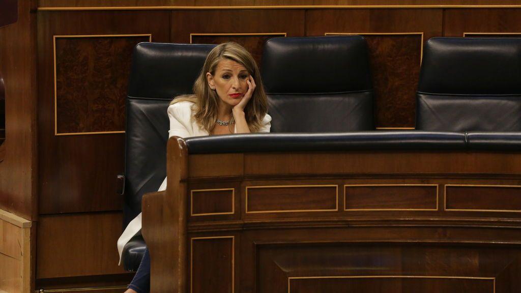 Díaz dice que 1,4 millones de trabajadores han salido de ERTE