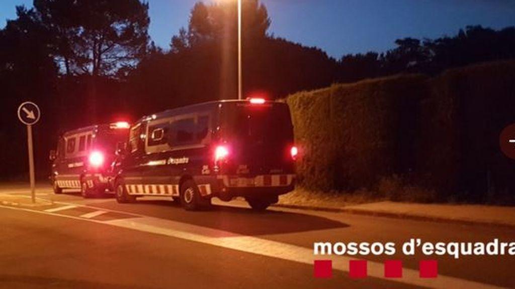 Operación contra el tráfico de marihuana y blanqueo en Cataluña