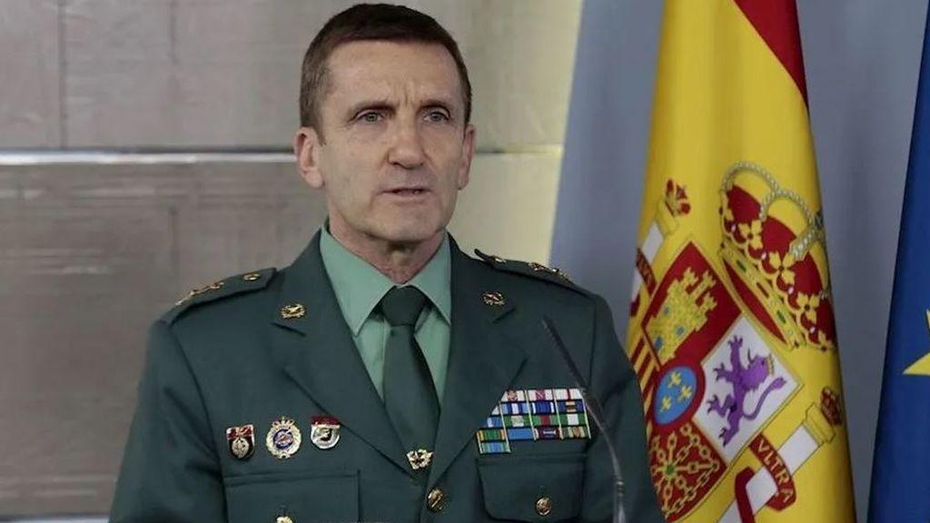 """Marlaska asciende al general que afirmó que la Guardia Civil se esforzaba por """"minimizar"""" los bulos sobre el Gobierno"""