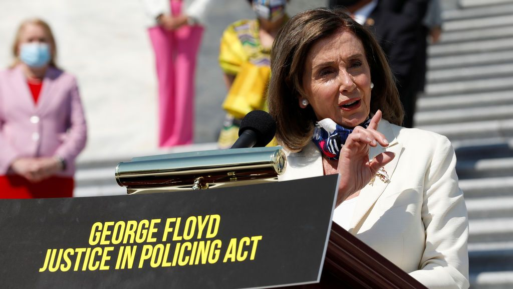 """La reforma de """"las policías"""" en Estados Unidos entra en campaña electoral"""