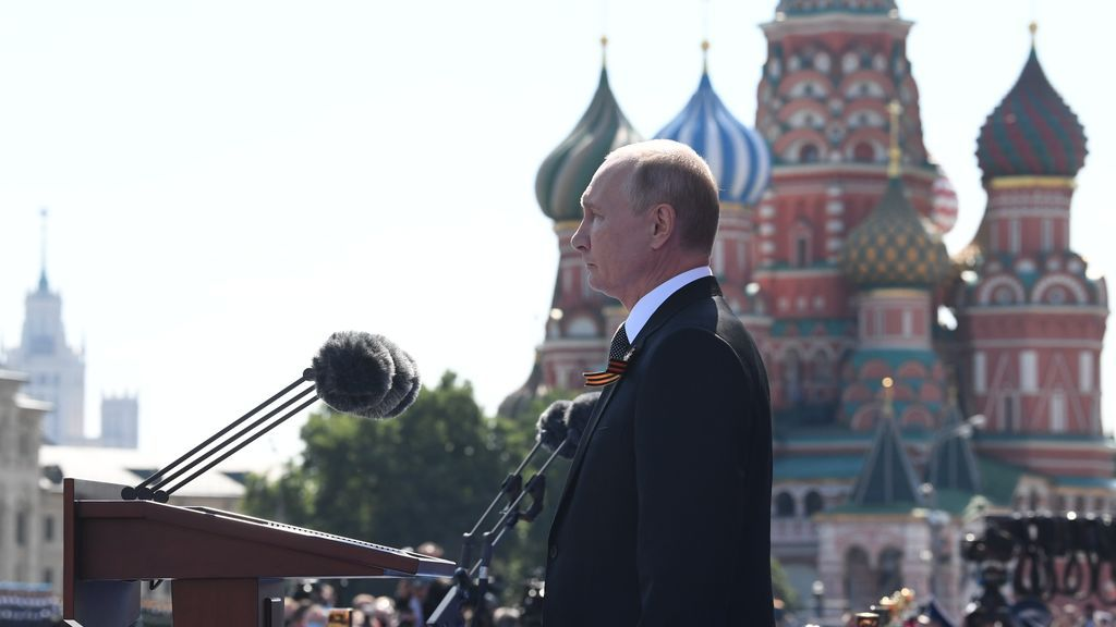 Reféréndum en Rusia: el zar Putin...