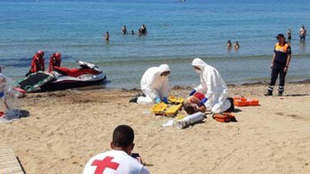 Consejos de Cruz Roja para ir a la playa este verano