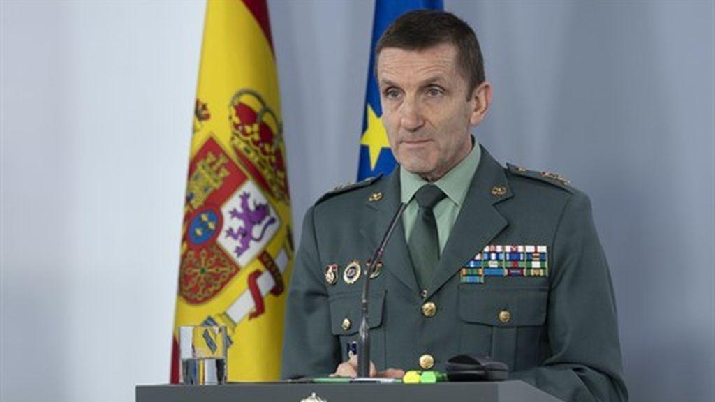 """Marlaska asciende al general que habló de """"minimizar el clima contrario a la gestión del Gobierno"""""""