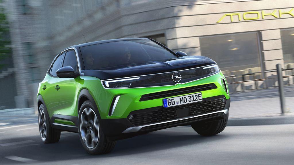 Novedades de la semana: Opel Mokka, el nuevo 100% eléctrico de PSA