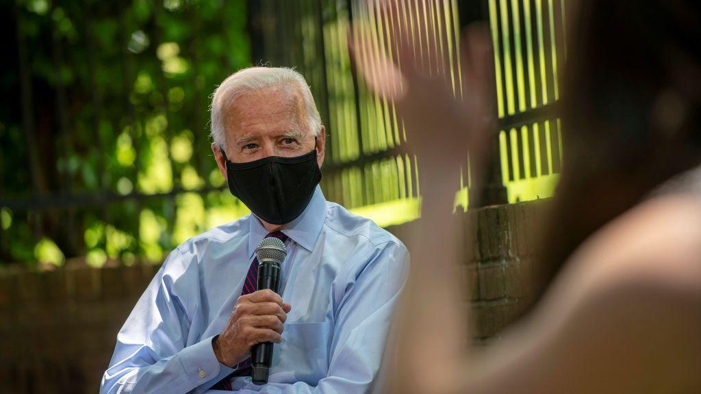 """Biden tiene un nuevo lapsus y asegura que hay """"120 millones de muertos por Covid"""""""