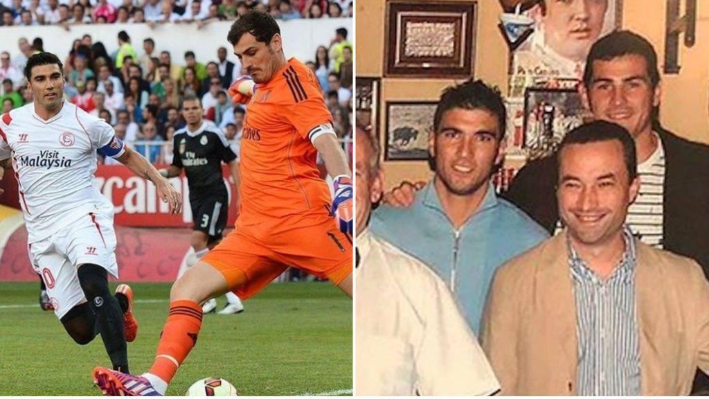 """El mensaje de recuerdo de Iker Casillas a Reyes: """"No nos olvidamos querido José Antonio"""""""