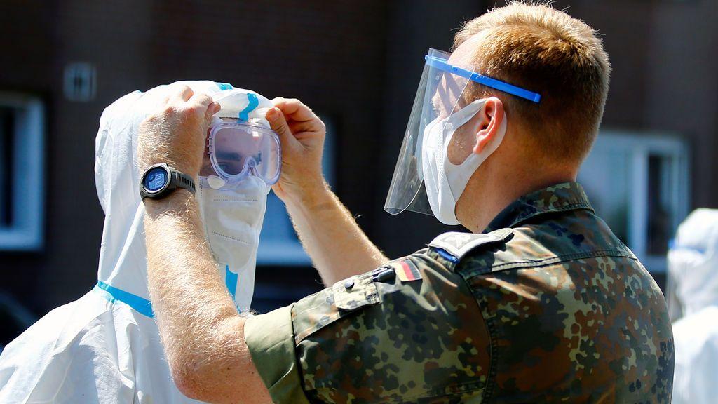 Alemania se dispone a hacer limpieza de neonazis en las fuerzas especiales de su Ejército