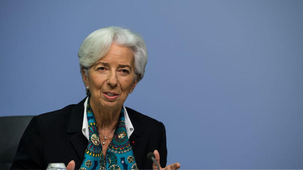 Lagarde cree que se ha superado el punto más bajo de la crisis, pero augura una recuperación incompleta