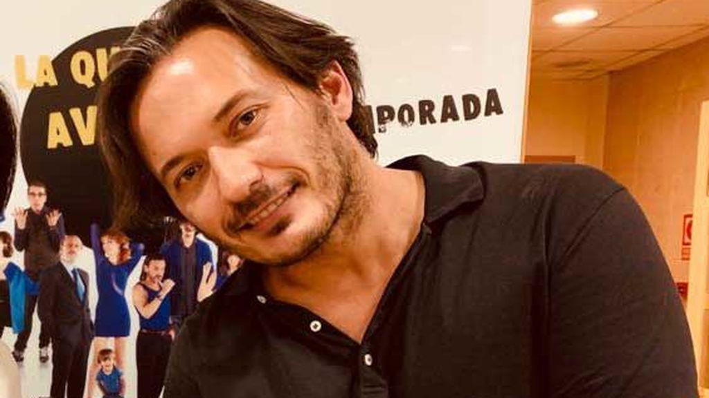 Alberto Caballero, creador, productor y guionista de 'La que se avecina'