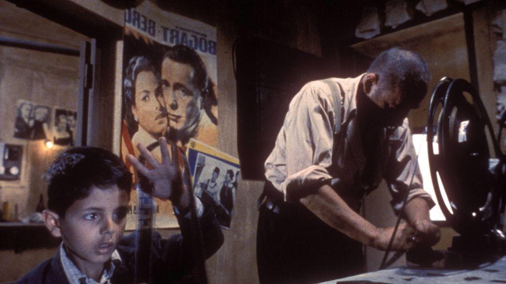Homenaje al cine en la vuelta a las salas: Cinema Paradiso en pantalla grande