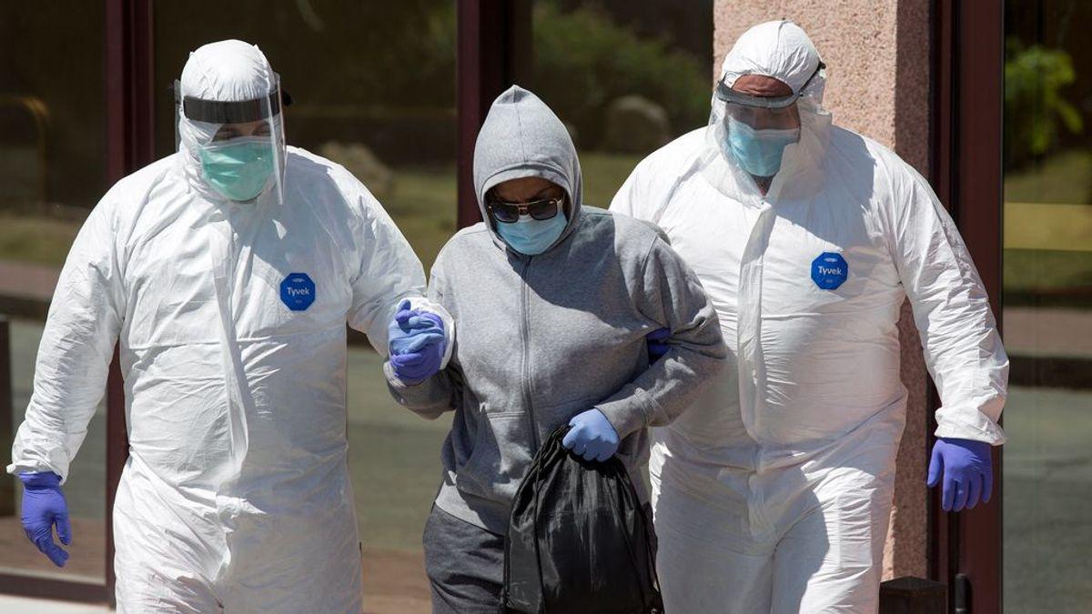 Última hora del coronavirus: Sanidad suma 8 muertes más por COVID-19 y 191 nuevos casos