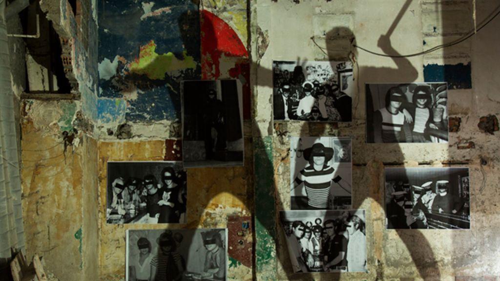 Gran Redada, recreación de XeMarz + Fondo documental Asociación Pasaje Begoña