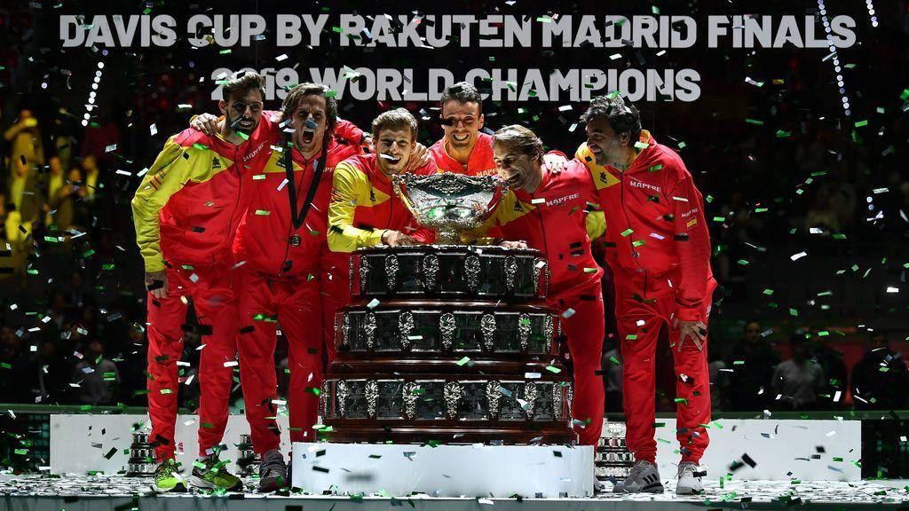 El coronavirus provoca la cancelación de la Copa Davis: no habrá campeón en 2020