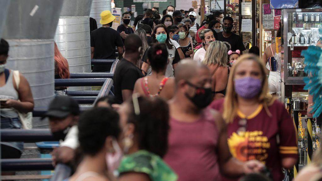 Brasil, en jaque por el coronavirus: es el segundo país más afectado y la expansión del virus no cesa