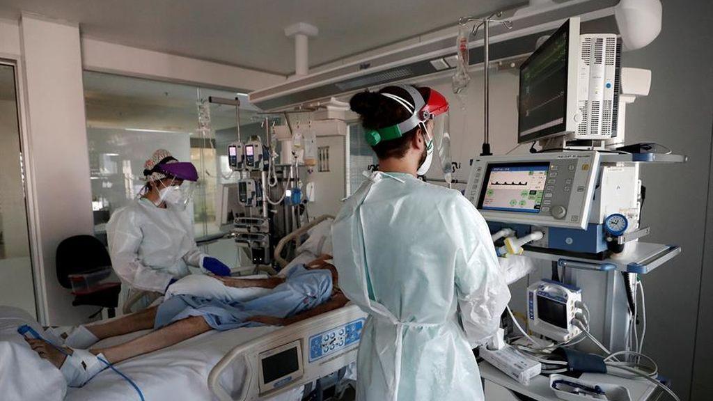 Sanidad informa de 3 muertes y 191 contagios de coronavirus registrados en las últimas 24 horas