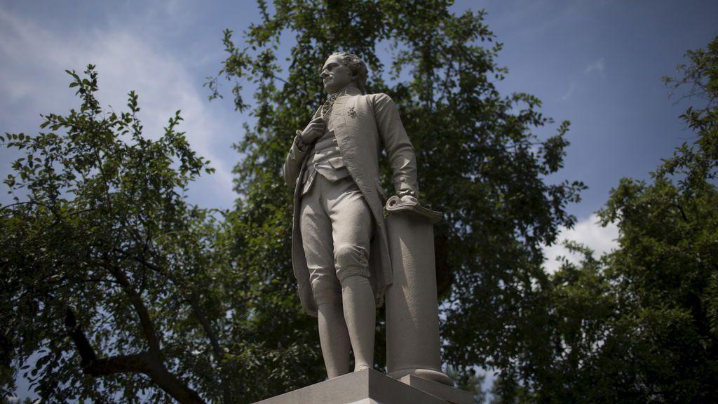 Alexander Hamilton: de Broadway a Disney para defender la libertad y la igualdad