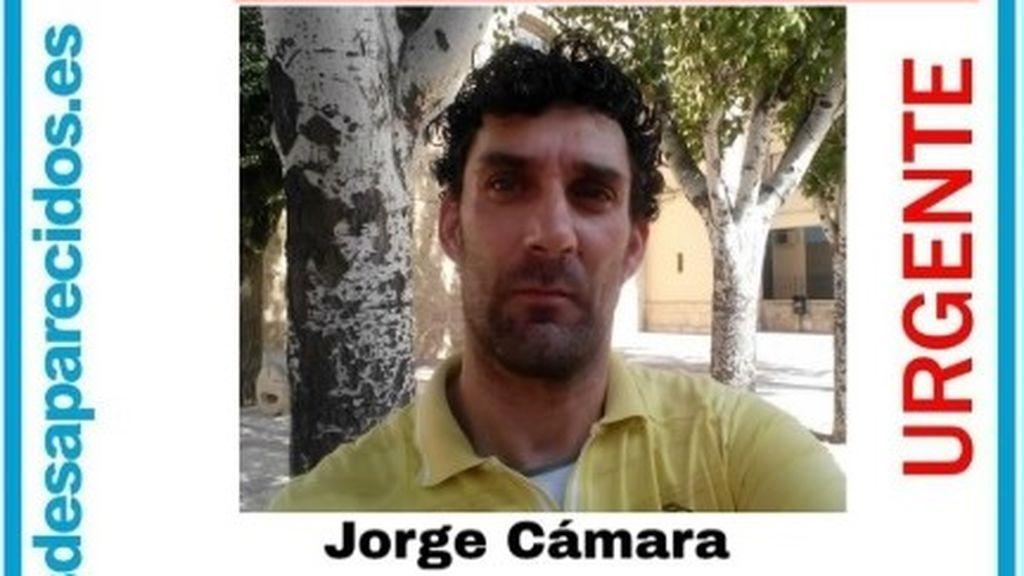 Buscan a Jorge Cámara, un hombre de 43 años desaparecido desde el pasado día 15 en Alicante