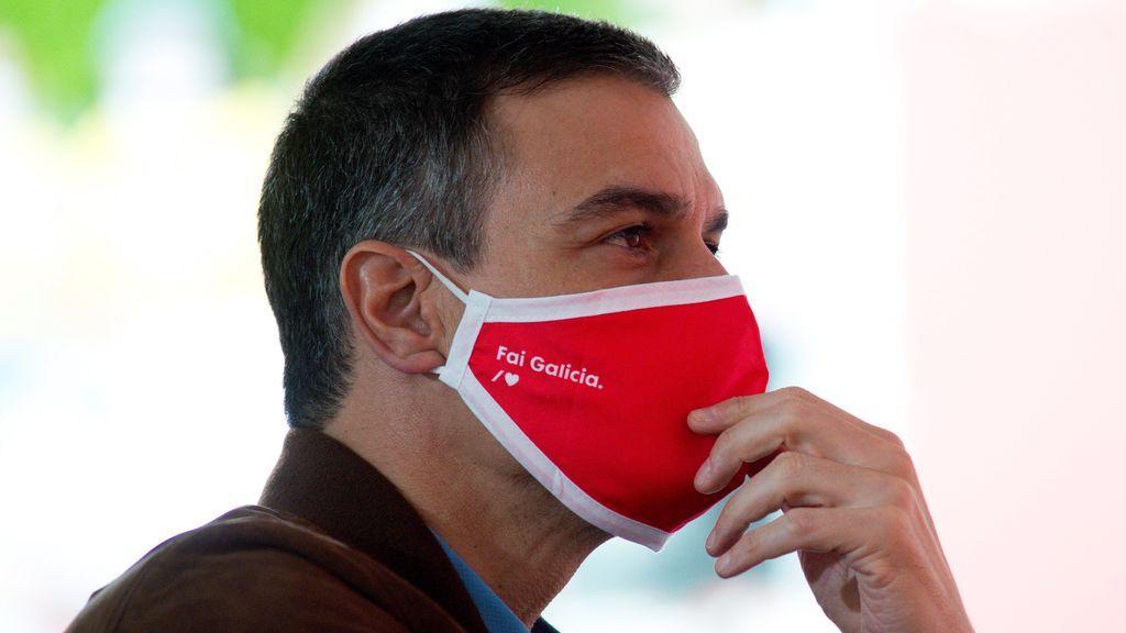 """Pedro Sánchez lanza un """"ruego"""" a los ciudadanos ante rebrotes: """"No bajemos la guardia, seamos muro"""""""