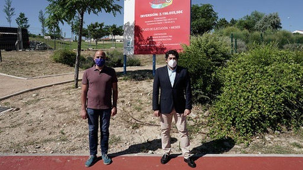 """Madrid insiste al Gobierno que actúe """"con rapidez"""" en Barajas para """"garantizar la salud de todos los españoles"""""""