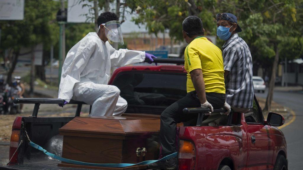 Observatorio aumenta a 1.749 las muertes sospechosas de COVID-19 en Nicaragua