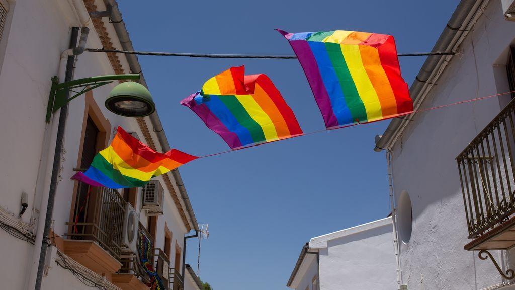 """Balcones arcoíris celebran un Orgullo virtual y """"más necesario que nunca"""""""
