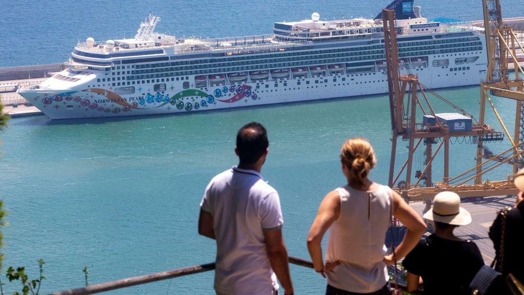 El Gobierno mantiene la prohibición de entrada a España de cruceros mientras dure la crisis sanitaria