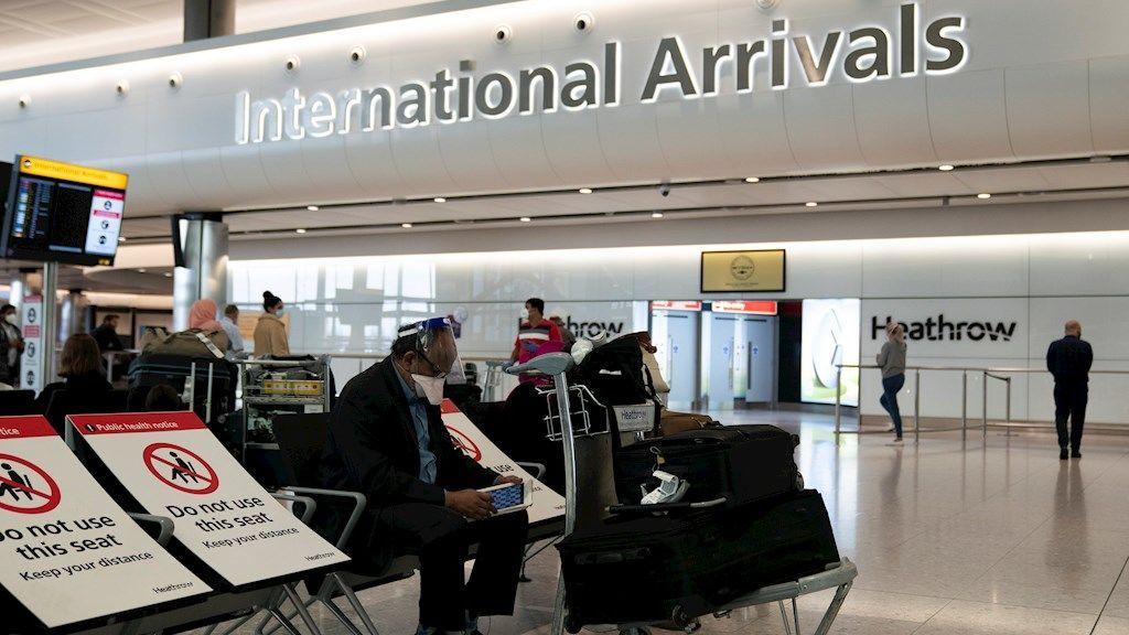 aeropuerto Londres