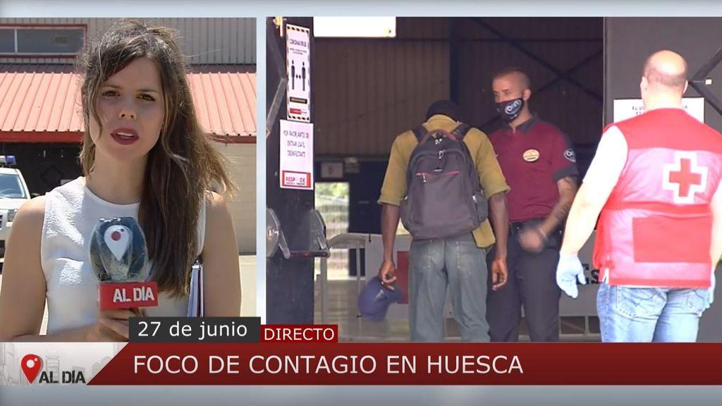 """El Gobierno de Aragón pide calma ante los rebrotes que surgen en la comunidad: """"Están prácticamente controlados"""""""