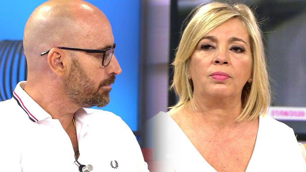 Diego Arrabal estalla contra Carmen Borrego