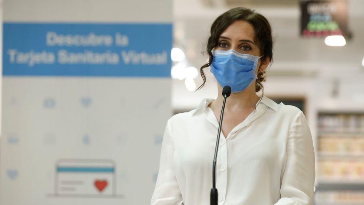 Madrid registra su primer día sin muertes por Covid-19 desde el inicio de la pandemia