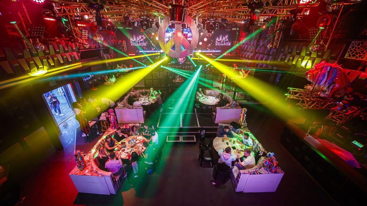 Desalojan a 130 personas de una fiesta en una discoteca de Ibiza