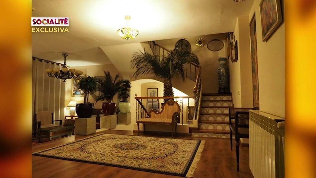 El interior de la casa donde supuestamente Fani fue pretty woman